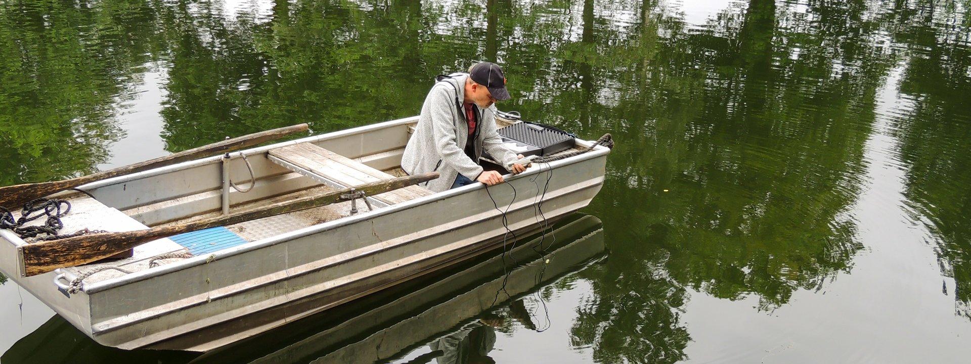 Technologie de mesure environnementale pour assurer la protection de l'eau.