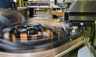 Наблюдение за всеми производственными процессами
