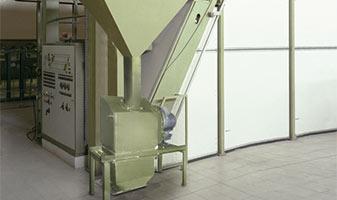 Оборудование для взвешивания гранул и твердых веществ