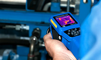 Handheld Tools for Condition Monitoring like vibration meters, strobes, tachometers ...