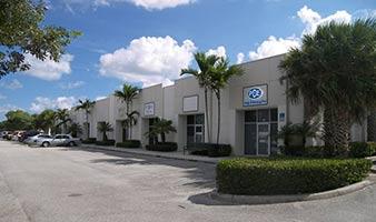 PCE Americas Inc. company building