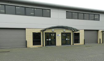 PCE Instruments UK company building
