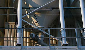Silo and tank weighing solutions