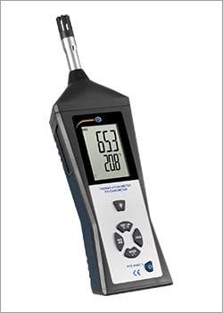 Medición del aire / Medidores de humedad del aire