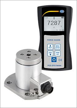 Instrumentos de medición de fuerza de torque