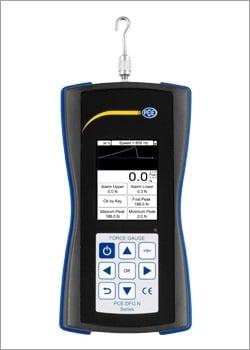 Instrumentos de medición de fuerza / Instrumentos de medición portátiles