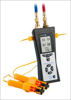 Instrumento de medición de la humedad relativa / Higrómetro