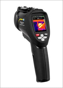 Técnicas de medición temperatura / Cámara termográfica