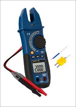 Instrumento de medición eléctrica / Amperímetro