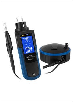 Instrumento de medición eléctrica / Comprobador de instalaciones