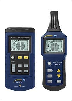 Instrumento de medición eléctrica / Detector de cables