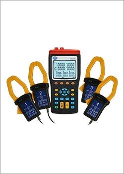 Instrumento de medición eléctrica / Medidor de potencia