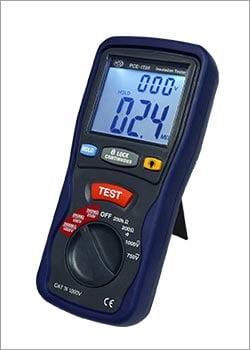 Instrumento de medición eléctrica / Óhmetro