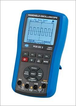 Instrumento de medición eléctrica / Osciloscopio