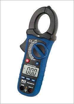 Instrumento de medición eléctrica / Pinza amperimétrica