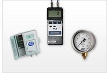 Misuratore di pressione Panoramica