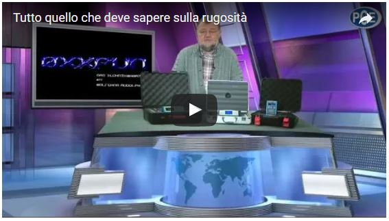 Video Rugosimetro