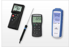 Contact Thermometer Overview