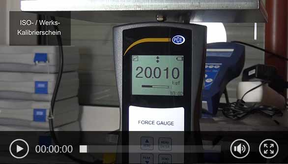 Watch data loggers calibration video (ISO, NIST)