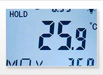 Contact Thermometers for measuring and recording temperature
