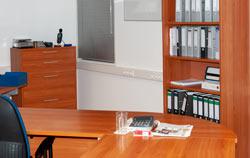 Formaldehyde meter founding formaldehyde outgassed furniture.