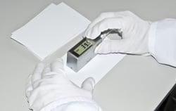 Gloss meter application