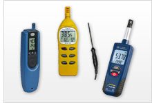 Relative Humidity Meter Overview