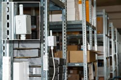 humidity measurement in warehouse
