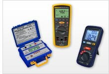 Insulation tester Overview