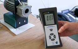 Handheld Digital Manometer.