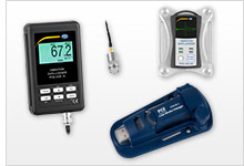 Overview shock data logger