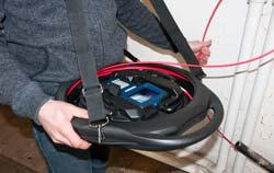 Snake camera PCE-VE 390N application