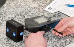 Sound level meter class 2 calibration - Calibration of a Class II Sound Level Meter