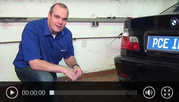 watch SPL meter PCE-322A application video