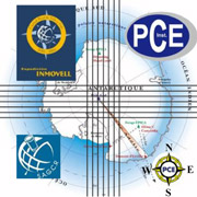 PCE test instruments application in the antarctic.