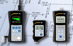 Test instruments (tailor-made and manufactured in Germany)