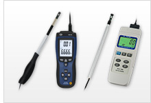 Thermo- Anemometer overview