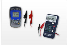 Sound and temperature Calibrators for professionals