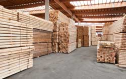 Wood Moisture Meter in the timber industry.