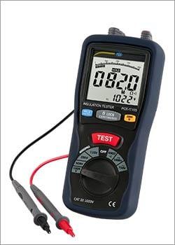 Mesure électrique / Appareil de mesure de l'isolation