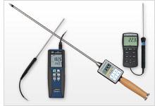 Übersicht zum Einstichthermometer