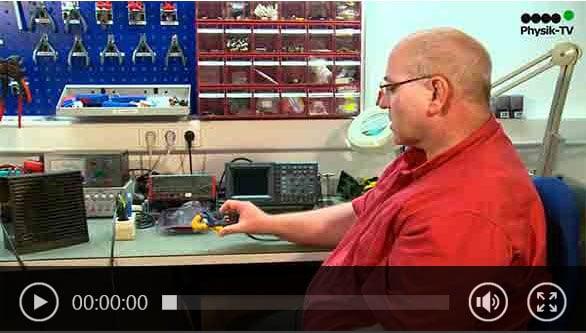 Ver video del amperímetro