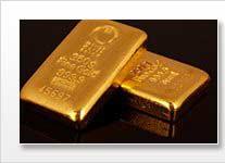 Balanza para oro