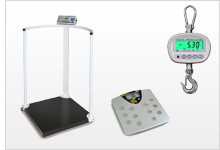 Visión general de la balanza pesa persona