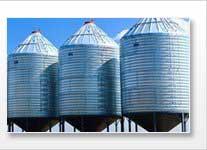 Balanza para silos