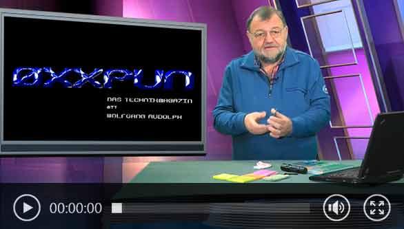 Vídeo del brillometro con Wolfgang Rudolph