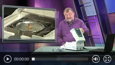 Vídeo sobre la tecnología de pesaje