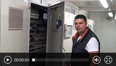 Servicio de los instrumentos PCE