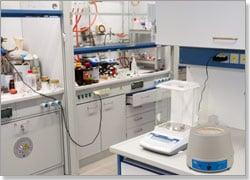 Instrumentos de medida de laboratorio
