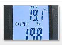 Medidor de humedad relativa